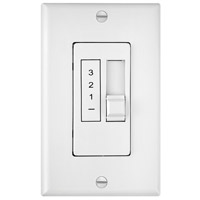 Hinkley 980012FWH 3 Speed White Wall Control 5 Amp