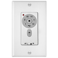 980013FAS Hinkley Hinkley White Fan Wall Control