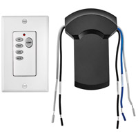 Hinkley 980017FWH-0097 Indy White Wall Control Wifi