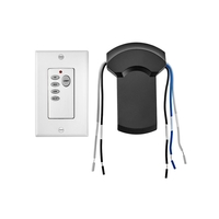 Hinkley 980017FWH-0166 Oasis White Wall Control Wifi