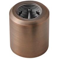 Hinkley 991001FAC Steel Antique Copper Fan Downrod Coupler