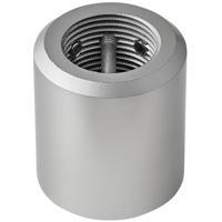 991001FSS Hinkley Hinkley Satin Steel Fan Downrod Coupler