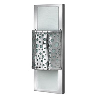 Hinkley FR55450PCM Mira-Fizz 1 Light 6 inch Polished Chrome Bath Vanity Wall Light