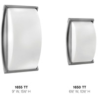 Hinkley 1650TT Atlantis 1 Light 11 inch Titanium Outdoor Wall Mount in Incandescent, Small alternative photo thumbnail
