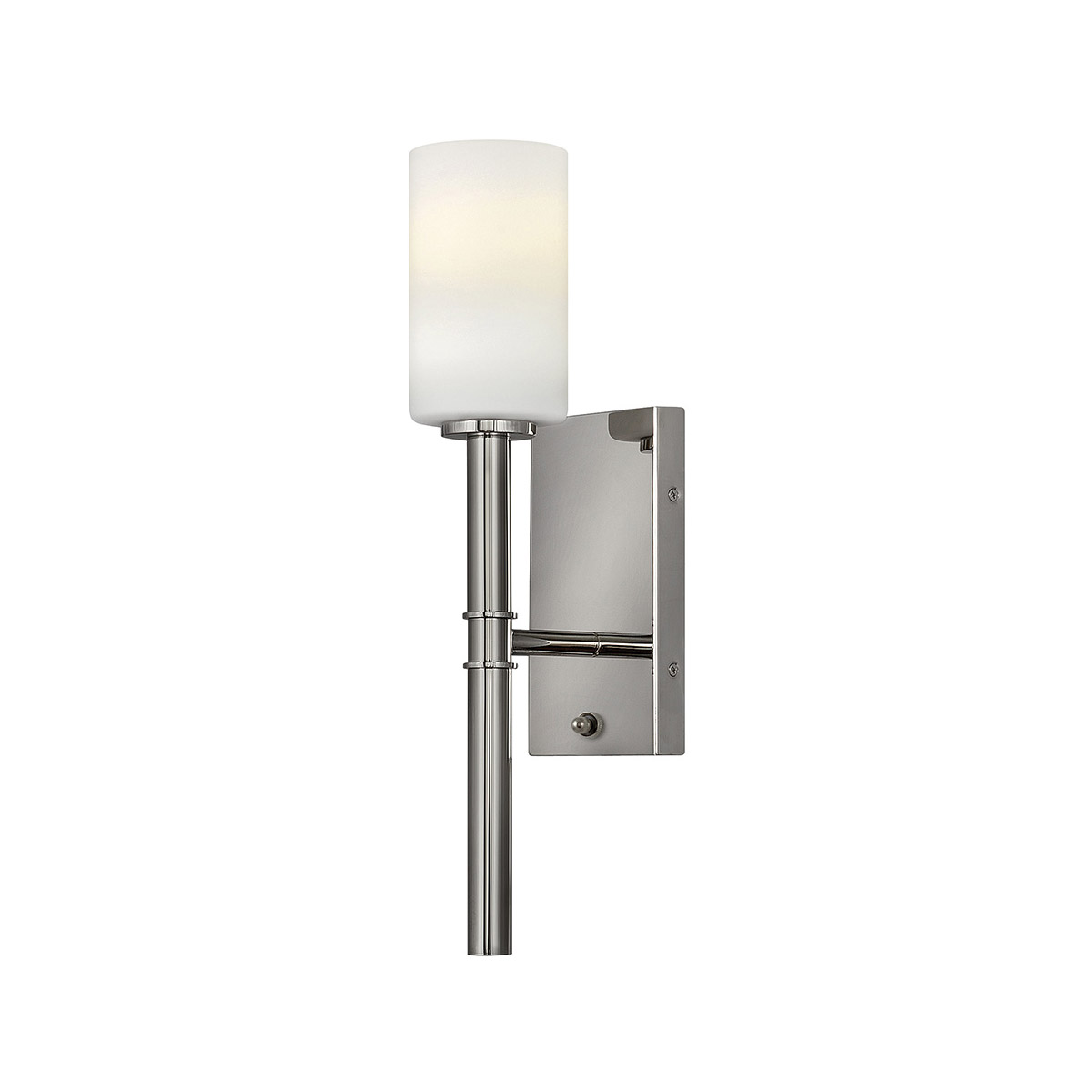 22.75 One Light Outdoor Small Wall Hinkley Lighting-10231TK-Foundry