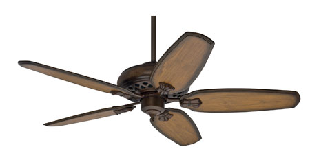Hunter Fan 21215 Fellini 60 inch Provence Crackle Aged Oak Ceiling Fan With Remote photo