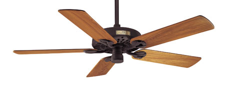 Hunter Prestige Fans Outdoor Original Ceiling Fan 52inch in New Bronze 22282 photo