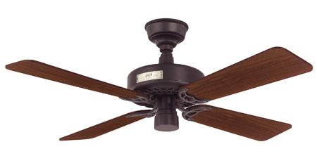 Hunter Prestige Fans Classic Original Ceiling Fan 42inch in New Bronze 22289 photo