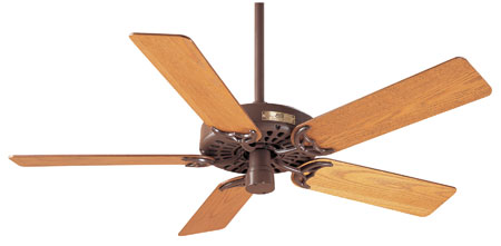 Hunter Prestige Fans Classic Original Ceiling Fan 52inch in Chestnut Brown 23852 photo