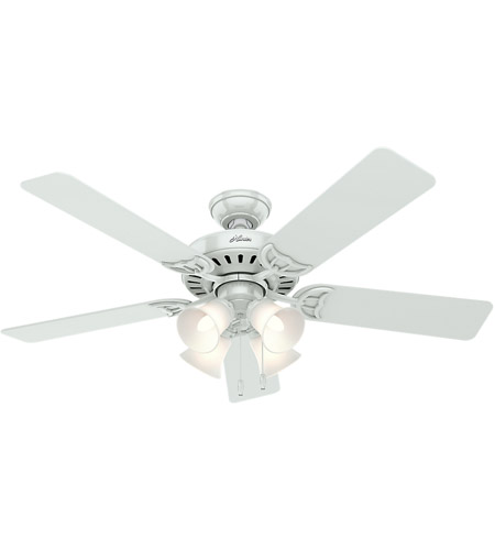 Studio White Indoor Ceiling Fans