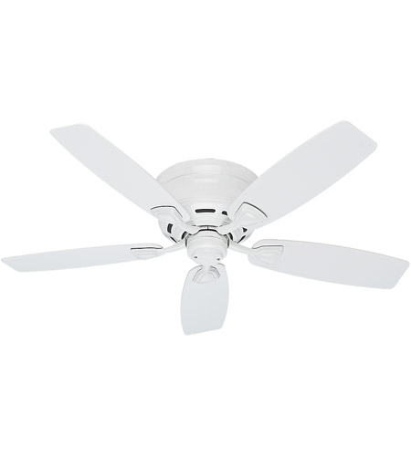 hunter fan 53119 sea wind 48 inch white outdoor ceiling fan low rh lightingnewyork com low profile outdoor ceiling fans without lights small low profile outdoor ceiling fan