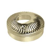 Hunter Fan 22172 Vaulted Ceiling Mount Hunter Bright Brass Fan Accessory