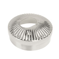 Vaulted Ceiling Mount Brushed Nickel Fan Accessory