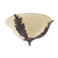 Hunter Fans Bowl Light Kit with Leaf Accent 22735