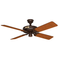 Hunter Fan 23847 Original 52 inch Chestnut Brown with Cherry/Walnut Blades Outdoor Ceiling Fan