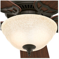 Hunter Fan 51014 Kensington 42 inch New Bronze with Dark Cherry/Medium Oak Blades Ceiling Fan alternative photo thumbnail