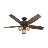 Hunter Fans Conway 3 Light Indoor Ceiling Fan in Cocoa 53051