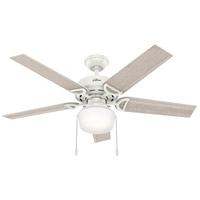 Viola 52 inch Fresh White with Light Grey Oak/Fresh White Blades Ceiling Fan