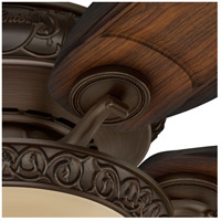 Hunter Fan 54014 Claymore 54 Inch Brushed Cocoa With