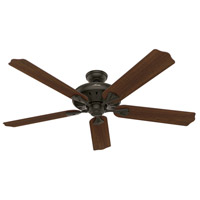 The Royal Oak 60 inch New Bronze with Dark Cherry/Medium Oak Blades Indoor Ceiling Fan