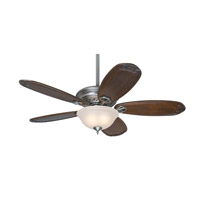 Hunter Fans Teague 2 Light Indoor Ceiling Fan in Antique Pewter 54074