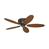Hunter Fans St. Michaels 2 Light Indoor Ceiling Fan in Egyptian Bronze 54077