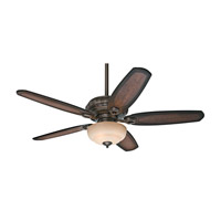 Kingsbridge 54 inch Roman Sienna with Burnished Cherry Blades Indoor Ceiling Fan