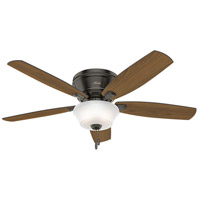 Estate Winds 56 inch Noble Bronze with Dark Walnut/Autumn Walnut Blades Indoor Ceiling Fan