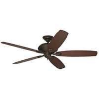 Headley 64 inch Cocoa with Dark Walnut/Black Walnut Blades Indoor Ceiling Fan