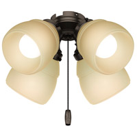 Hunter Fan 99367 Fan Accessory 4 Light Premier Bronze Fan Light Kit