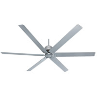Hunter Fan 59133 HFC 96 inch Satin Metal Outdoor Ceiling Fan