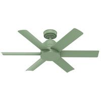 Hunter Fan 59612 Kennicott Dusty Green Outdoor Ceiling Fan