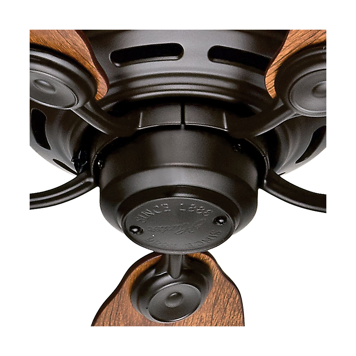 Hunter Fan Company 51061 Low Profile Iv Indoor Ceiling Fans New Bronze
