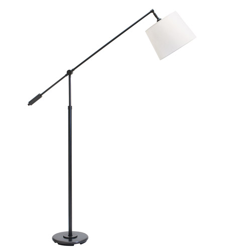 House of Troy Abington 1 Light Floor Lamp in Oil Rubbed Bronze AB100-OB photo