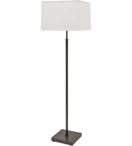 House of Troy BU200-OB Burke 51 inch 100 watt Oil Rubbed Bronze Floor Lamp Portable Light photo
