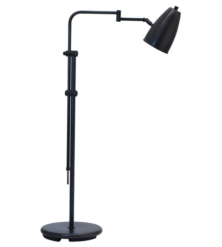 House of Troy Cambridge 1 Light Floor Lamp in Oil Rubbed Bronze C100-OB photo