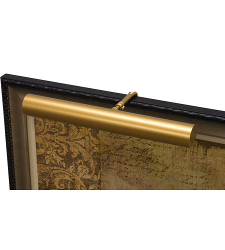 House of Troy C16-1 Classic Contemporary 80 watt 16 inch Gold Picture Light Wall Light photo