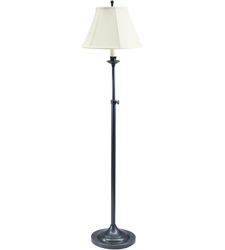 House of Troy Club 1 Light Floor Lamp in Oil Rubbed Bronze CL201-OB photo