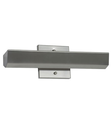 House of Troy Contract 1 Light Wall Lamp in Satin Nickel COR101-SN photo