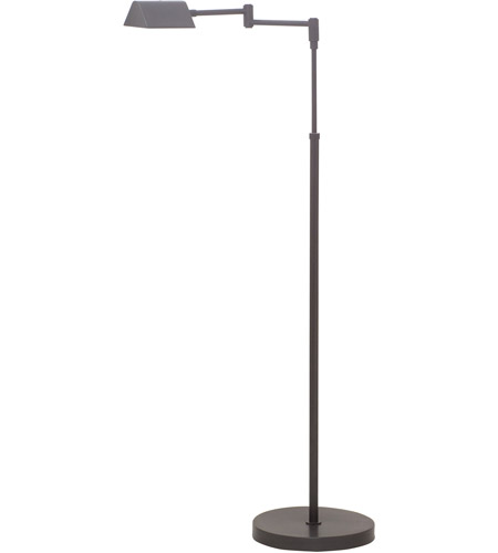 house of troy d100 ob delta 38 inch 6 watt oil rubbed bronze task