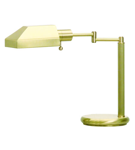 House of Troy Home/Office Satin Brass Desk Lamps D435-51-J photo