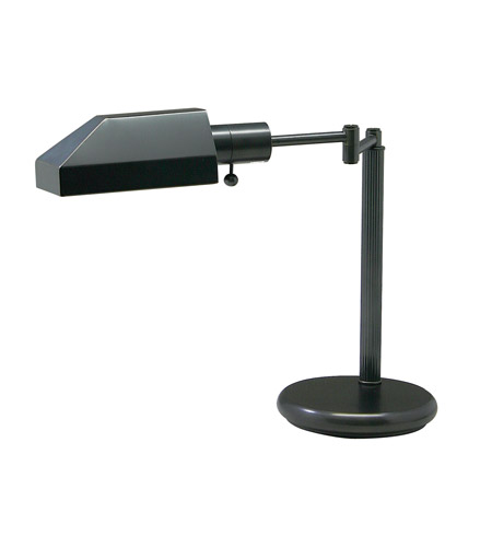House of Troy Home and Office 1 Light Table Lamp in Oil Rubbed Bronze D435-91-J photo