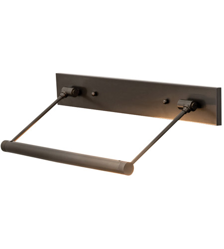 House of Troy DMLEDZ15-91 Mendon 4.5 watt 19 inch Oil Rubbed Bronze Picture Light Wall Light, Direct Wire photo