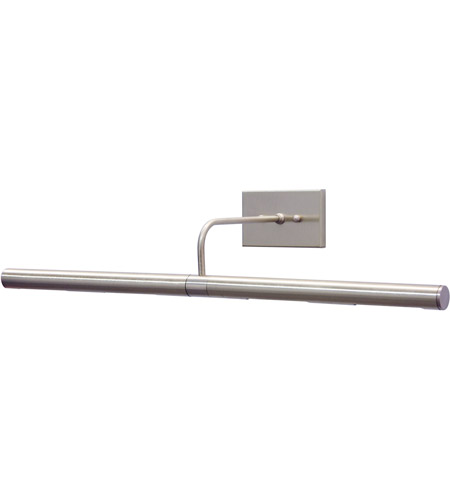 House of Troy DSL24-52 Slim-line 60 watt 24 inch Satin Nickel Picture Light Wall Light photo