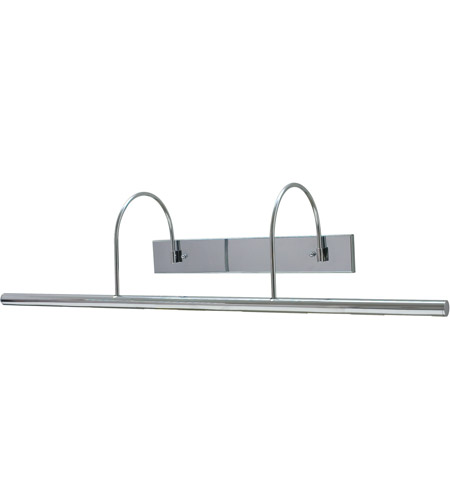 House of Troy DXL36-62 Slim-line 90 watt 36 inch Chrome Picture Light Wall Light photo