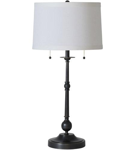 House of Troy E951-OB Essex 30 inch 60 watt Oil Rubbed Bronze Table Lamp Portable Light photo