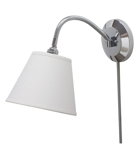 House of Troy Flex Chrome Swing Arm Lights/Wall Lamps FLX125-CH photo