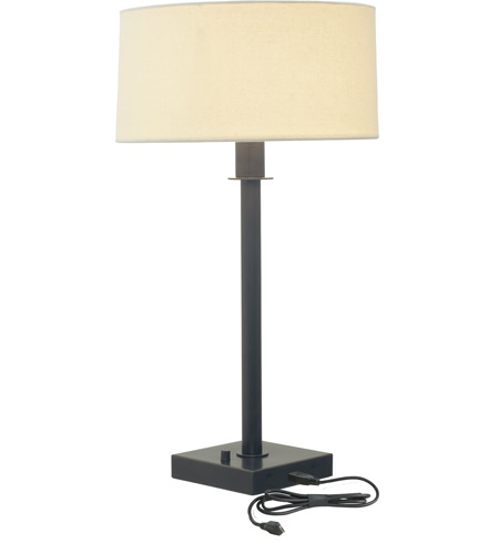 House of Troy FR750-OB Franklin 27 inch 150 watt Oil Rubbed Bronze Table Lamp Portable Light photo