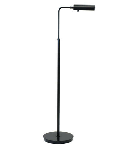 House of Troy Generation 1 Light Floor Lamp in Black G100-BLK photo