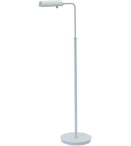 House of Troy G100-WT Generation 33 inch 50 watt White Floor Lamp Portable Light photo